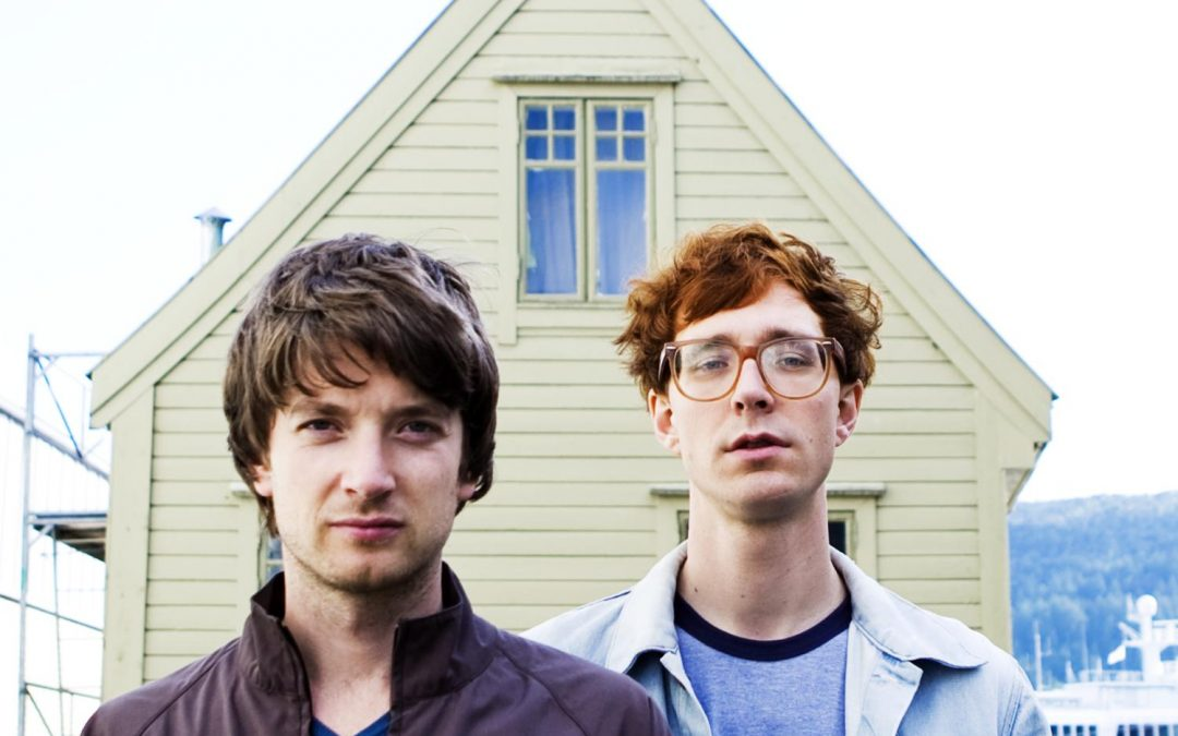 KINGS OF CONVENIENCE in Warsaw: May 5th